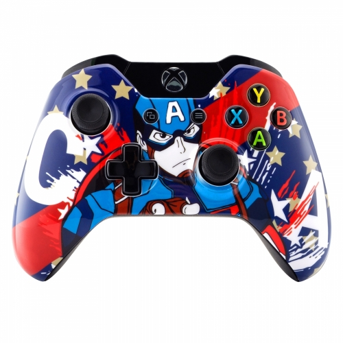 Custom Wolves Xbox One Controller