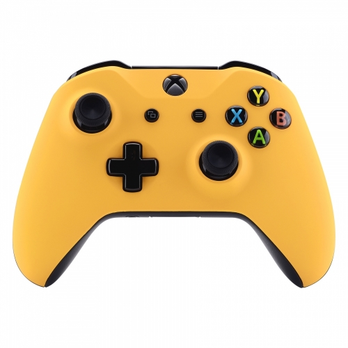 Caution Yellow - Custom Xbox One Controller